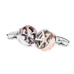 Speed Racer Interchangeable Cufflinks (Set G)