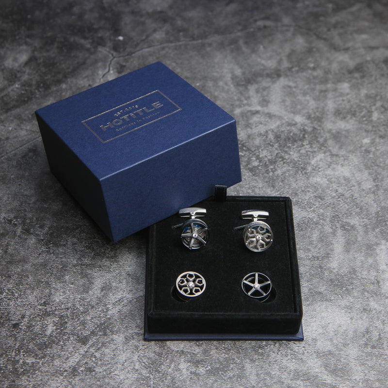 SPEED RACER CUFFLINKS (Set D)
