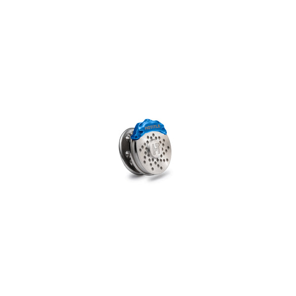 Speed Racer Lapel Pin (Blue Caliper)