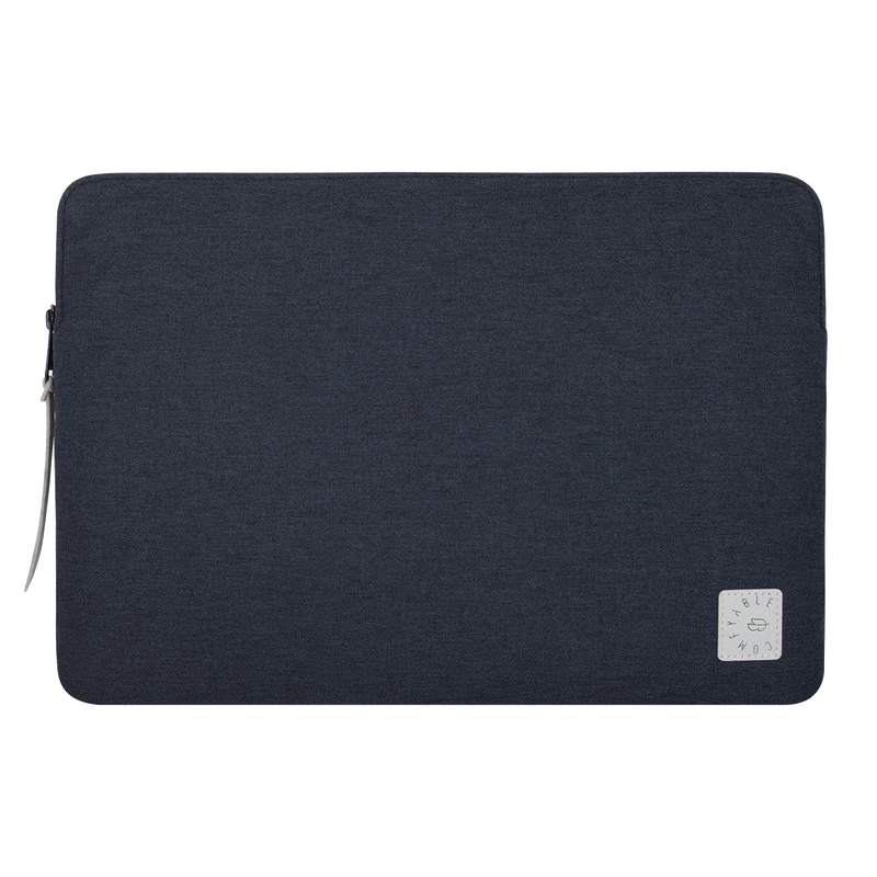 Laptop Sleeve 13 inch and 15 inch  - Charcoal Blue - Comfyable,LS-LJJ-35-13-B-1