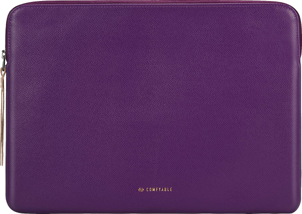 Laptop Sleeve 13-13.3 inch for MacBook Pro & MacBook Air, Aubergine Purple