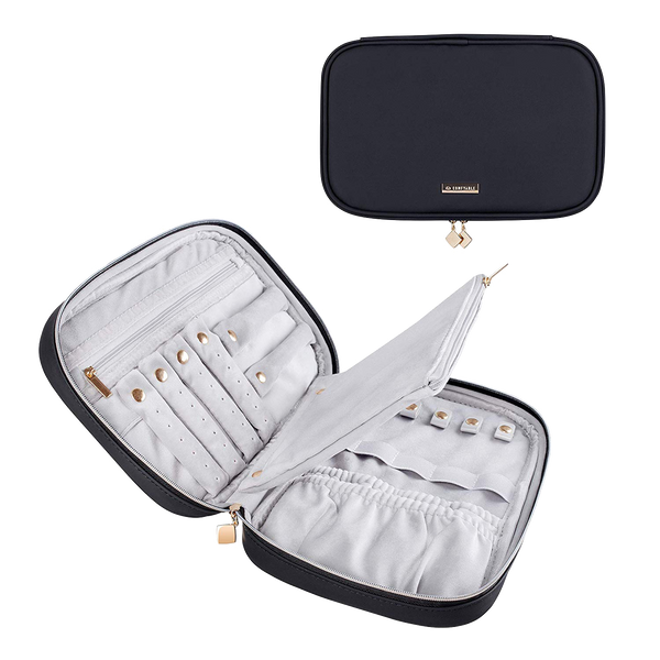 Jewelry Travel Case - Black