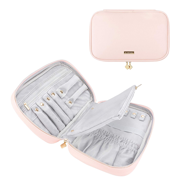 Jewelry Travel Case - Pink