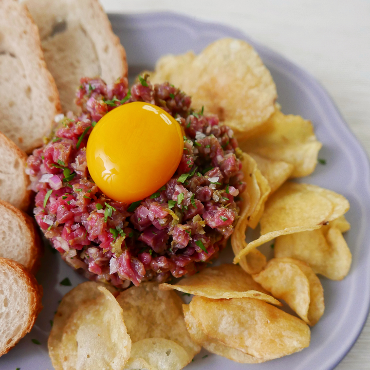 Truffle Steak Tartare
