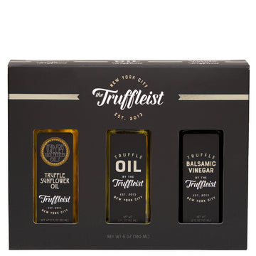 Truffleist Oil & Balsamic Trio