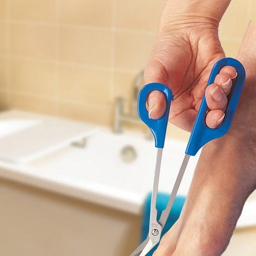 Homecraft Easigrip Chiropodist Scissors