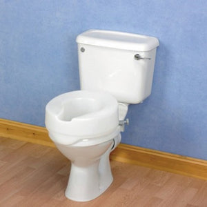 Admirable Toilet Seats For Elderly Disabled Mobility World Harrow Caraccident5 Cool Chair Designs And Ideas Caraccident5Info