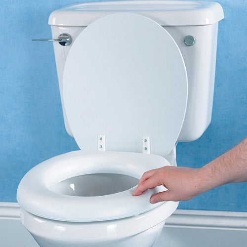 Homecraft Soft Raised Toilet Seat