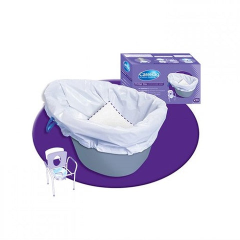 CareBag® Commode Liner