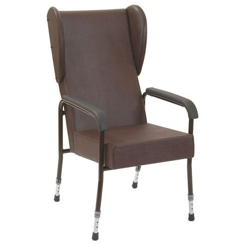 Mobility World Height Adjustable Chair