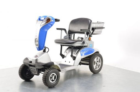 New Mantis All Terrain Transportable 8mph Mobility Scooter