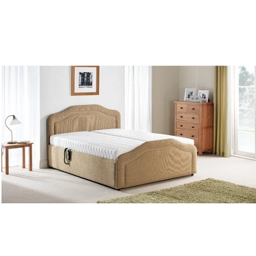 Venice Deluxe Electric Adjustable profiling Bed, Balmoral Luxury Mattress