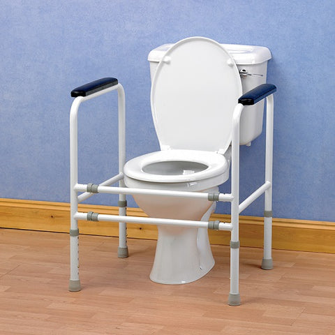 Homecraft Adjustable Toilet Surround