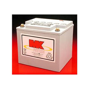 40Ah MK Gel Battery