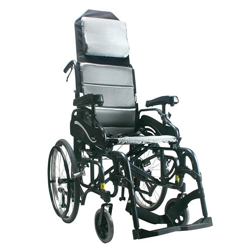 Karma VIP-515 Tilt in Space Self Propelled Wheelchair