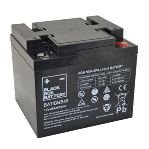 45Ah Black Box AGM Battery