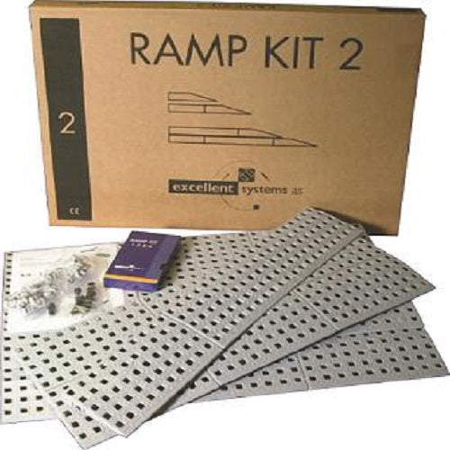 Flexiloc - Threshold Ramp Kit up to 4cm to 7.5cm High