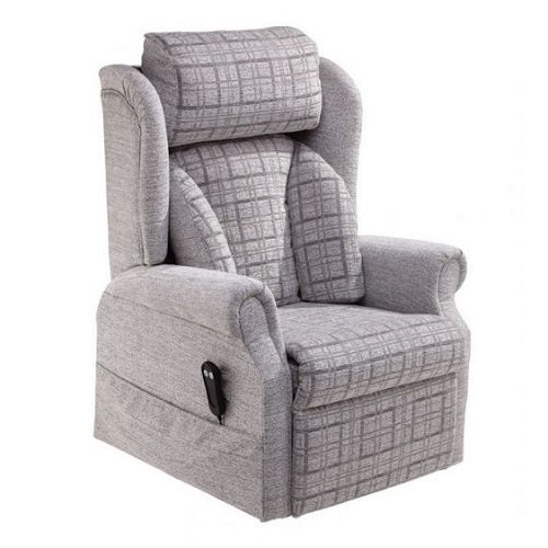 Kensey Single Motor Riser Recliner Lateral Back