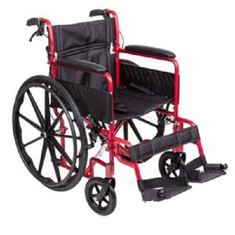Karma I-Lite Self Propelled Wheelchair