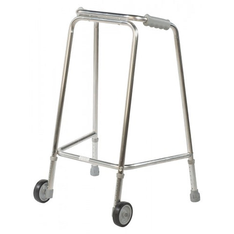 Days Adjustable Height Ultra Narrow Walking Frame - Wheeled