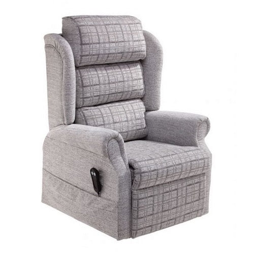 Kensey Single Motor Riser Recliner Waterfall Back