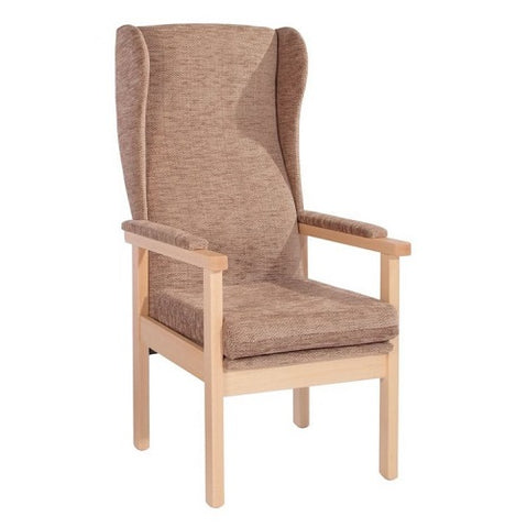 Breydon High Back Fireside Chair