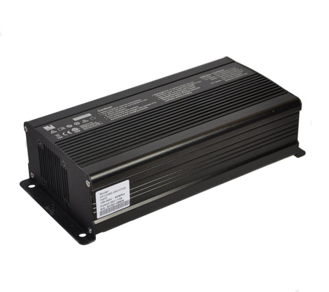 24V 12 Amp Black Box Battery Charger