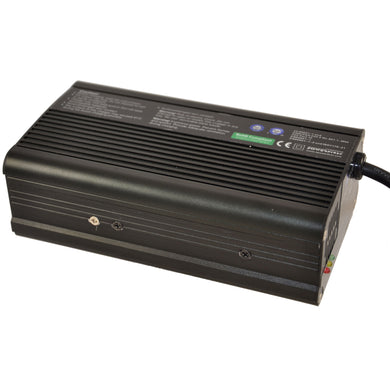 24V 5 Amp Black Box Battery Charger