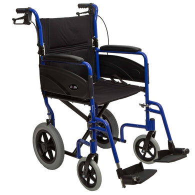 Express Lite  Folding Transit Wheelchair