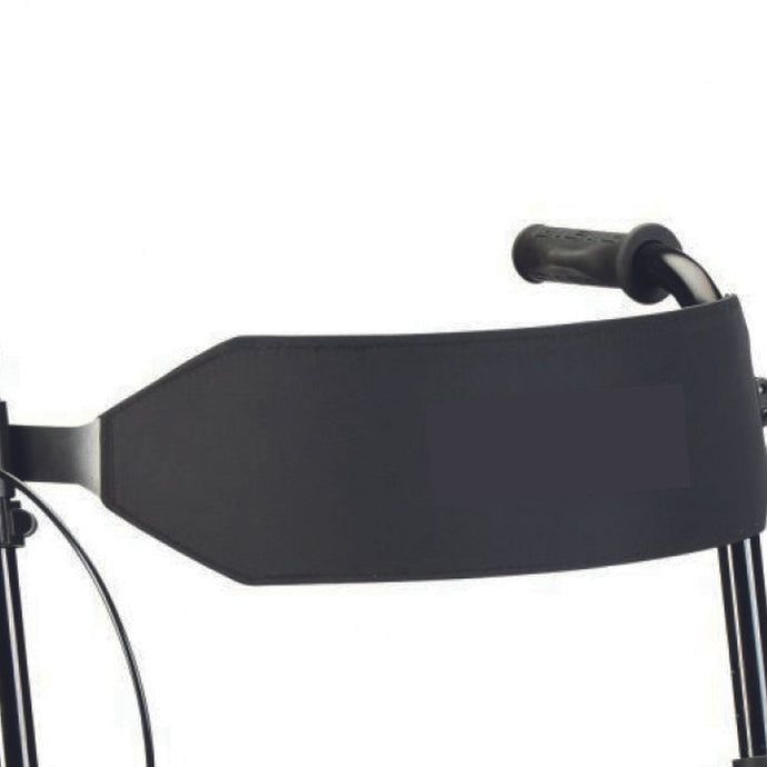 Mway All Terrain Wheeled Walker Rollator Optional Comfort Backrest