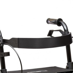 Mway All Terrain Wheeled Walker Rollator Optional Narrow Backrest