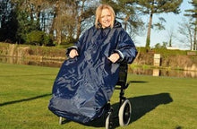 Load image into Gallery viewer, Splash Deluxe Wheelchair Mac Sleeved (Lined)
