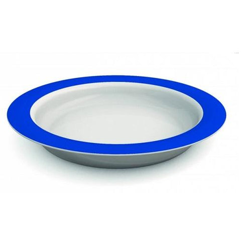 Ornamin Plate With Sloped Base - 26cm