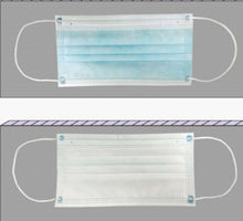Load image into Gallery viewer, Type Two Non Woven 3 Ply Surgical Face Mask