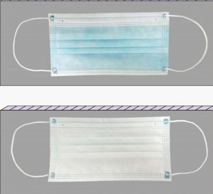 Type Two Non Woven 3 Ply Surgical Face Mask