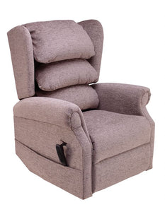 Walden Cosi Chair Single Motor Wallhugger Riser Recliner