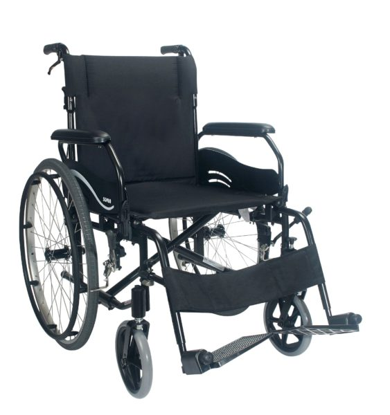 Karma Wren 2 Self Propelled Lightweight Wheelchair