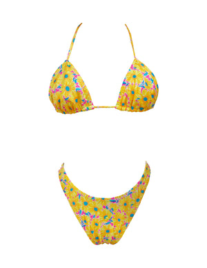 Have A Love Affair With The Sun Bikini Top