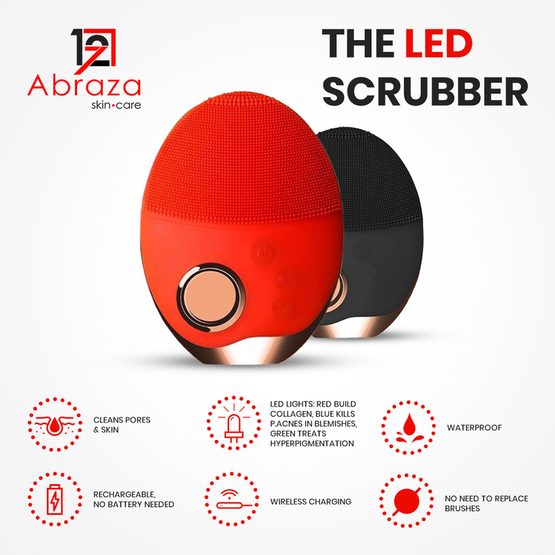 The LED Scrubber