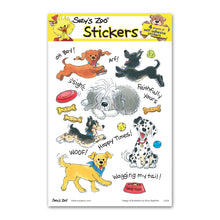 Dogs! Multi Stickers (4-pack)