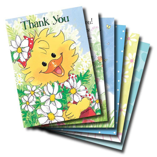 Mixed Cards 6-pack: Thank You Pack