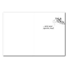 Keep Your Chin Up Get Well Greeting Card