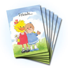 Suzy & Emily Friendship Card