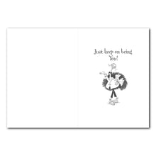 Cornelia Sassy Friendship Greeting Card