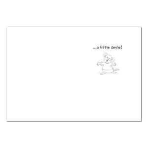 Herkimer Smiles Friendship Card