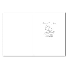 Group Hug Friendship Greeting Card