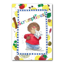 Scrumptious! Thank You Greeting Card