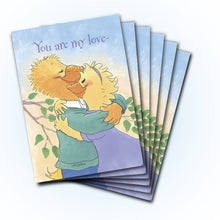 Lester & Lizzie Anniversary Greeting Card