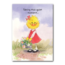 Good Thoughts Encouragement Greeting Card