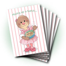 Emily Mix Get Well Greeting Card